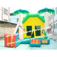 Wholesale Durable Indoor 0.55mm PVC Tarpaulin Inflatable Combo Bouncers House from china suppliers