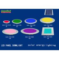Wholesale WIFI Control 7W Ceiling Mount RGB LED Panel Light for Home, D100mm Energy saving from china suppliers