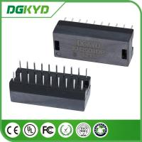 Wholesale KH2001DR DIP Mounting 10/100 magnetic Isolated Transformers 20 pins from china suppliers
