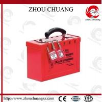 Wholesale Manufacture Safety Portable Safety Lockout Kit Station For Locks from china suppliers