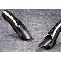 Wholesale 10-in-1 Cordless Electrical Rechargeable Hair Clippers , CE Rohs Approved from china suppliers