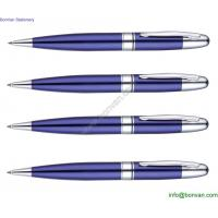 Wholesale metal stylish pen,expensive high quality metal ballpoint pen, twist ballpoint pen from china suppliers