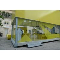 Wholesale Customized Modular Container Exhibitions - Three Sets Office from china suppliers
