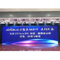 Wholesale Front Access P4.81 Indoor Rental Led Display Video Wall MBI5153 Ic Driver from china suppliers