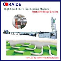 Wholesale 35m/min,50m/min PERT Pipe Production Line/ China earliest PERT pipe machine supplier from china suppliers