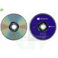 Quality Activated Online Working Lifetime Windows 10 Pro OEM Spanish Version DVD + Key Sticker for sale