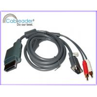 Wholesale OFC Tinned copper VGA Monitor Cables Support stereo sound, dolby pro logic, audio output from china suppliers