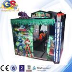Wholesale 2014 3D5D video gun shooting game machine, simulator gun shooting arcade game machine from china suppliers