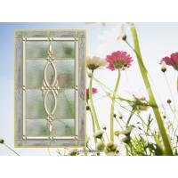 Wholesale Colorful Tempered Glass Sheets , Heat Resistant Safety Glass Panels from china suppliers