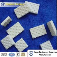 Wholesale Raised Ceramic Mosaic Tile Vulcanized in Pulley Lagging from china suppliers