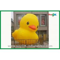 Wholesale Yellow Duck Inflatable Cartoon Characters from china suppliers