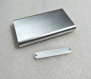 Wholesale Sandblasted Extruded 6063-T5 Aluminium PCB Enclosure Box from china suppliers