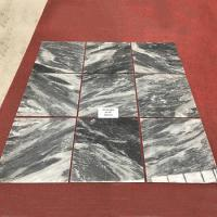 Buy cheap Bardiglio Nuvolato Italy Polished Famous Engineered Gray Fancy Marble For Interior Wall from wholesalers