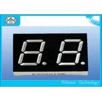 Wholesale Energy Saving 7 Segment LED Digital Display For Multimedia Product , Red / Blue / Yellow Color from china suppliers