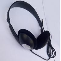 Wholesale Conference stereo headphone lightweight headphone meeting headphone single-side earphone from china suppliers