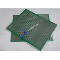 Wholesale NOV Brandt VSM300 Stainless Steel Frame Shale Shaker Screen Primary Scalping from china suppliers
