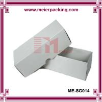 Wholesale 350g White Coated Paper Sunglass Box, Glossy Lamination Cardboard Paper Box ME-SG014 from china suppliers