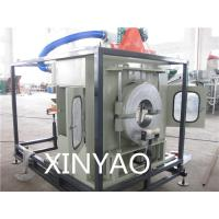 Wholesale PE PP PPR PVC Planetary Pipe Cutting Machine PLC control High Speed from china suppliers
