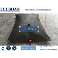Wholesale Fuushan Hot Flexible Durable Movable Square Portable Plastic Galvanized Water Pressure Tank With Cheap Price from china suppliers