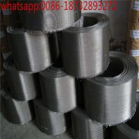 Wholesale sus 302  stainless steel reverse dutch weave wire mesh/302 reversed dutch stainless steel wire mesh belt from china suppliers