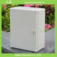 Wholesale 400x300x160mm ip66 ABS PC waterproof lock box outdoor from china suppliers