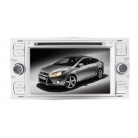 Wholesale Android 4.4 ford dvd navigation system car audio stereo for focus from china suppliers
