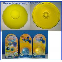 Wholesale Soft rubber bounce bowl toy , bounce balls,ball bounce,bouncing ball half from china suppliers