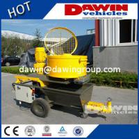 China MPS55 Full-Automatic Mortar Concrete Mortar Spraying Plastering Pump Machine on sale