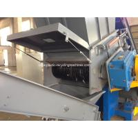 Wholesale Single Shaft Shredder Machine For Waste HDPE LDPE Films PP Woven Bags from china suppliers