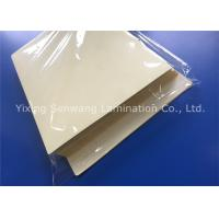 Wholesale Licenses Sticky Back Laminating Film A4 Size Plastic Laminate Sheet Stain Resistant from china suppliers