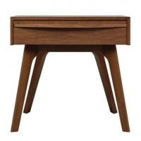 Wholesale Eco-Friendly Square MDF Smart Nightstand Desk In Living Room from china suppliers