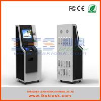 Wholesale Intelligent Cash Payment Kiosk Charge Self  Services Windows 7 from china suppliers