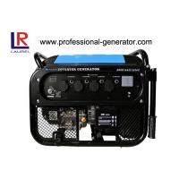 Wholesale Single Phase 6.5kw Industrial Portable Inverter Gasoline Mini Camping Generator from china suppliers