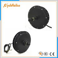 Wholesale Brushless Gearless 48v 1000w Electric Bicycle Hub Motor With CE Approved from china suppliers