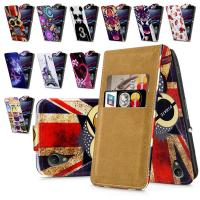 Wholesale Xperia Z2  Sony Phone Cases flip phone back case with Different Printed Pictures from china suppliers