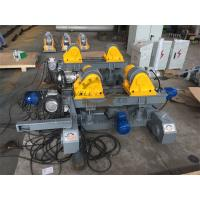 Wholesale VFD Speed Control Welding Turning Rolls Motorized Elevated & Move on Rails from china suppliers