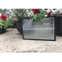 "Wholesale 22 x 64"" Size Triple Panels Glass Tempered Glass Sheets Panels Modern Style from china suppliers"