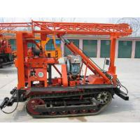 Quality Spindle Type Core Drilling Rig With Reliable Hydraulic System for sale