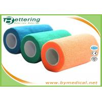 "Wholesale 4"" Easy Hand Tearing Non Woven cohesive bandage self adhesive bandage coflex bandage from china suppliers"