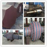 Wholesale Roller Monoblock Shaft Alloy Steel Forgings For Manufacturer , Equipment And Machinery from china suppliers