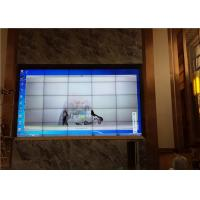 Wholesale HD LCD Video Wall DID Panel , LCD Advertising Display Wall in Demonstration from china suppliers