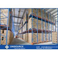 Wholesale Steel Construction Cold Storage Racking System For Salmon / Fish / Seafood from china suppliers