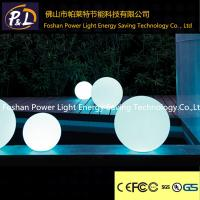Wholesale RGB Color Changing Waterproof LED Floating Ball from china suppliers