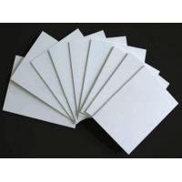 Buy cheap PVC POLYVINYL CHLORIDE PVC Board Yellow white from wholesalers