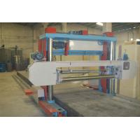 Wholesale Rail Type 3D CNC Cutting Machine For Foam Block / Long Sheet Sponge PLC Control from china suppliers