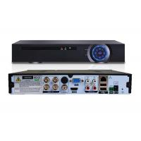 Wholesale Desktop 4 Channel Digital Video Recorder , H.264 NVR 3 In 1 Video Recorder Android OS from china suppliers