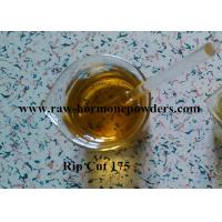 Quality Oily Injectable Anabolic Steroids Rip Cut 175 for Bodybuilders for sale