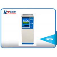 Wholesale IP66 interactive touch screen information kiosk self check in kiosk with keyboard from china suppliers