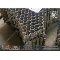 "Wholesale Hexmesh 3/4"" x 14 gauge 304-ss Lance refractory anchor material 