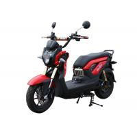 Wholesale 750W / 72V 2 Wheel Electric Scooter With Pedals , Brushless Hub Motor from china suppliers